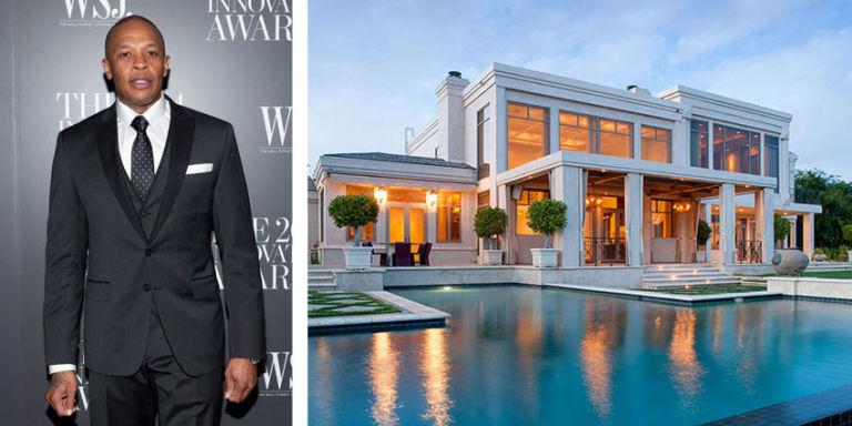 Dr Dre S Hollywood Hills Mansion Just Sold For Over 30