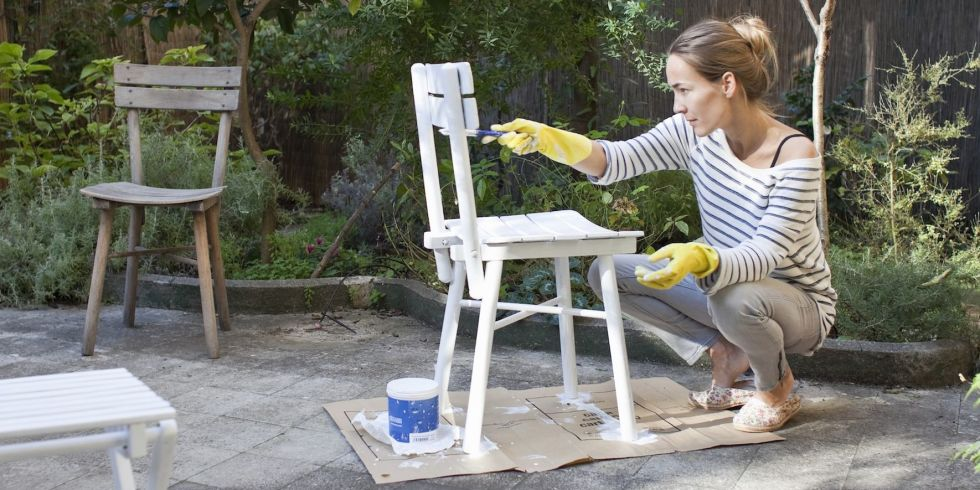 Painting Furniture - Magazine cover