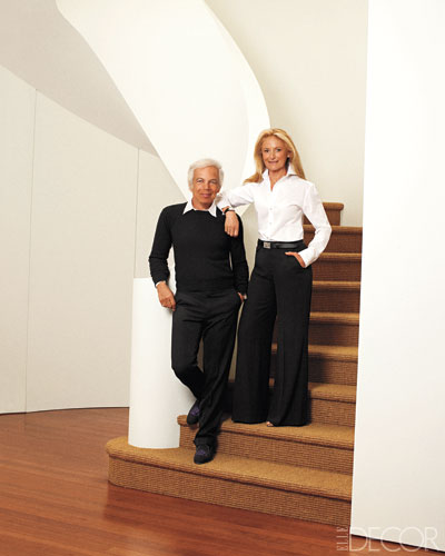 Ralph Lauren Interior Design Decor