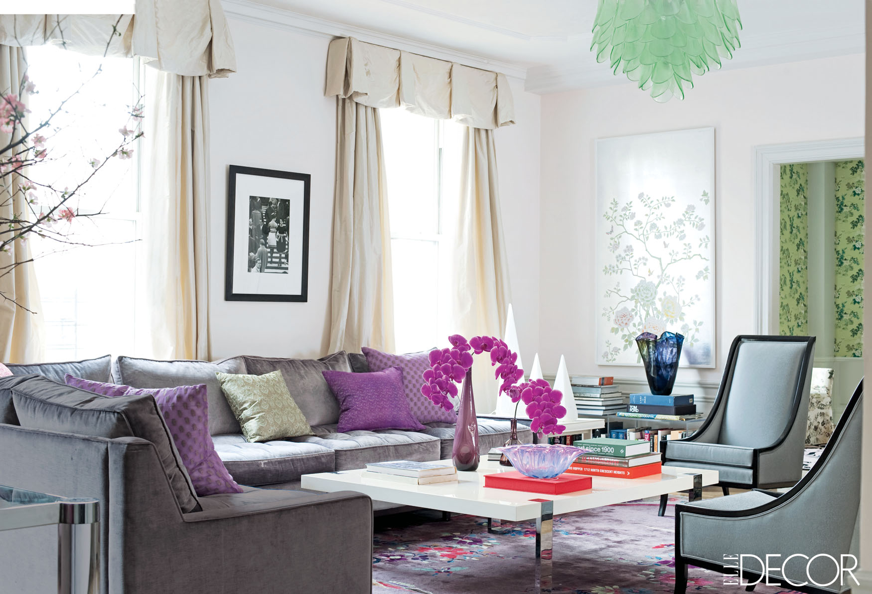 Anthony Edwards And Jeanine Lobell Apartment