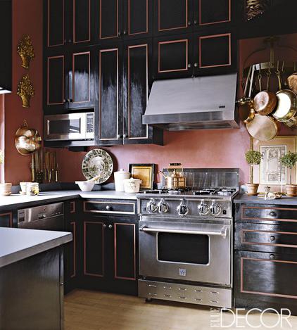 20 kitchens organization ideas how to organize your kitchen for Kitchen designs steampunk