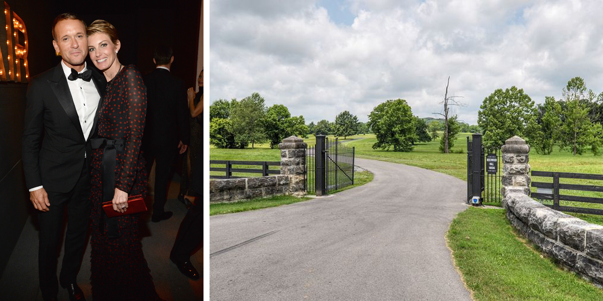 Faith hill and tim mcgraw just sold part of their farm for Mcgraw hill real estate