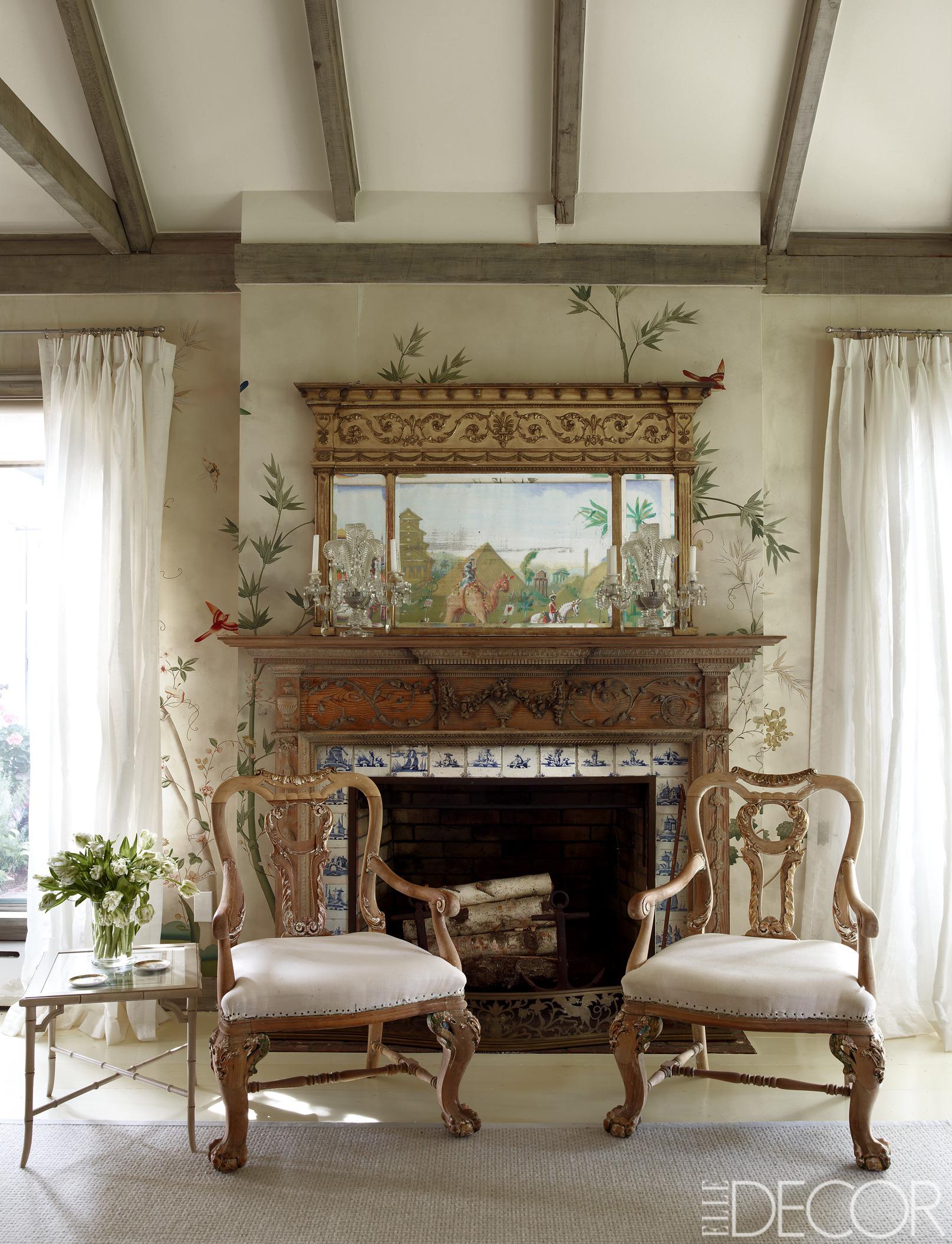 50 Cozy French Country Living Room Ideas - Gladecor.com