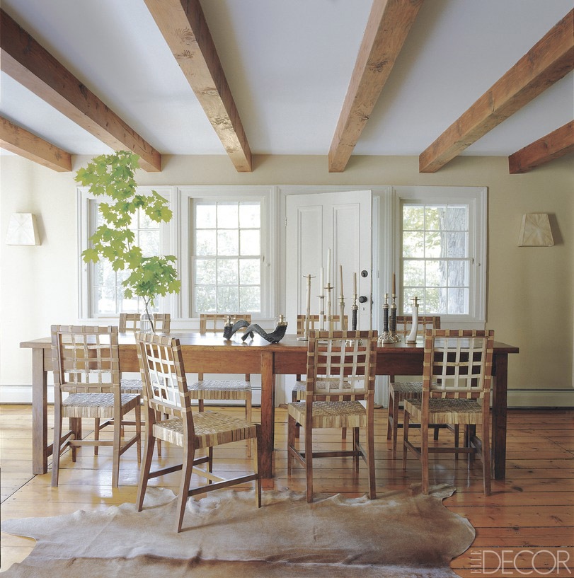 9 Rustic Farmhouse Tables That Will Instantly Update Your
