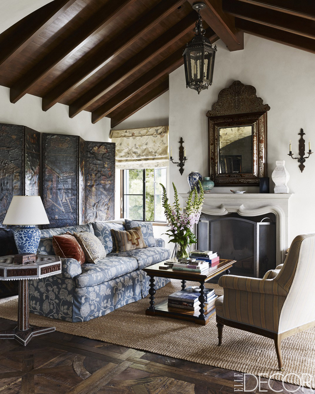 House tour a stunning california home inspired by the for Home decor 90027