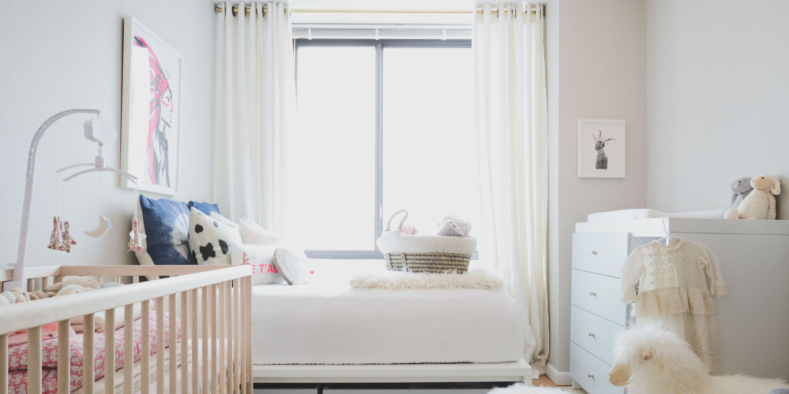 8 best baby room ideas nursery decorating furniture decor for Elle decor nursery