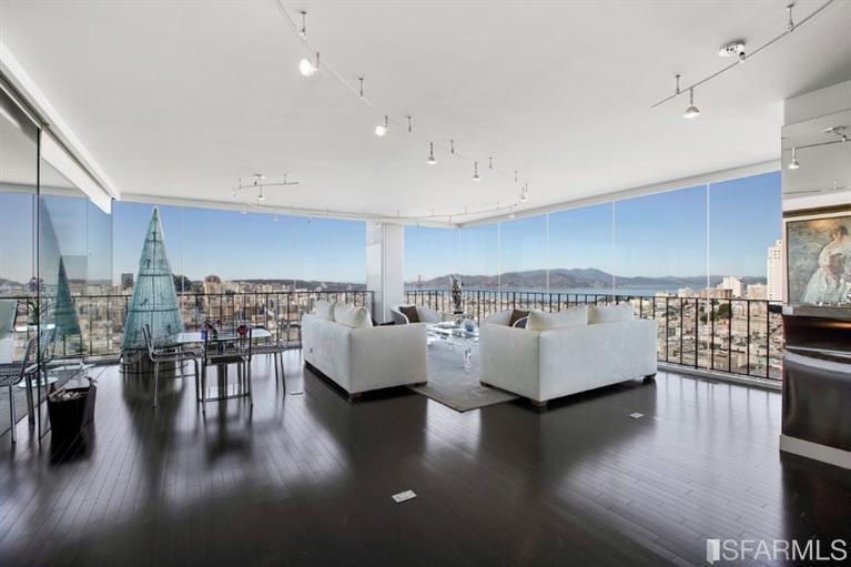 San Francisco One Bedroom Sells For 2 3 Million