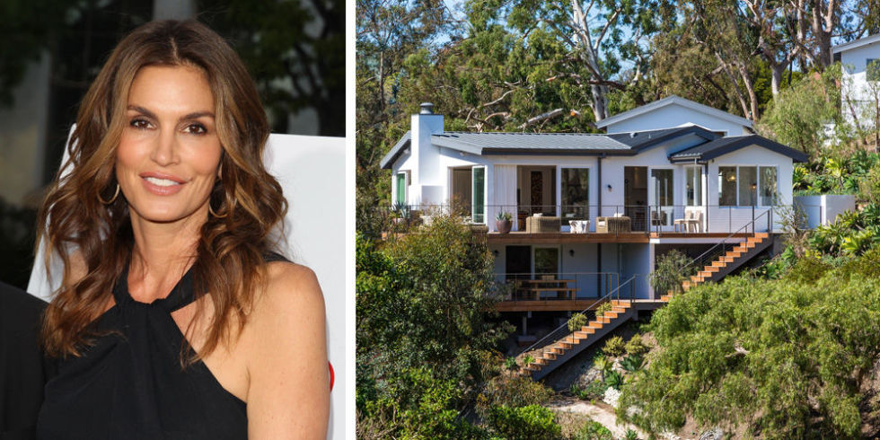 Cindy Crawford Lists Her Malibu Home For 15 45 Million