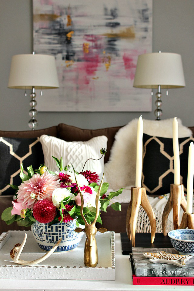 Tips For Coffee Table Styling