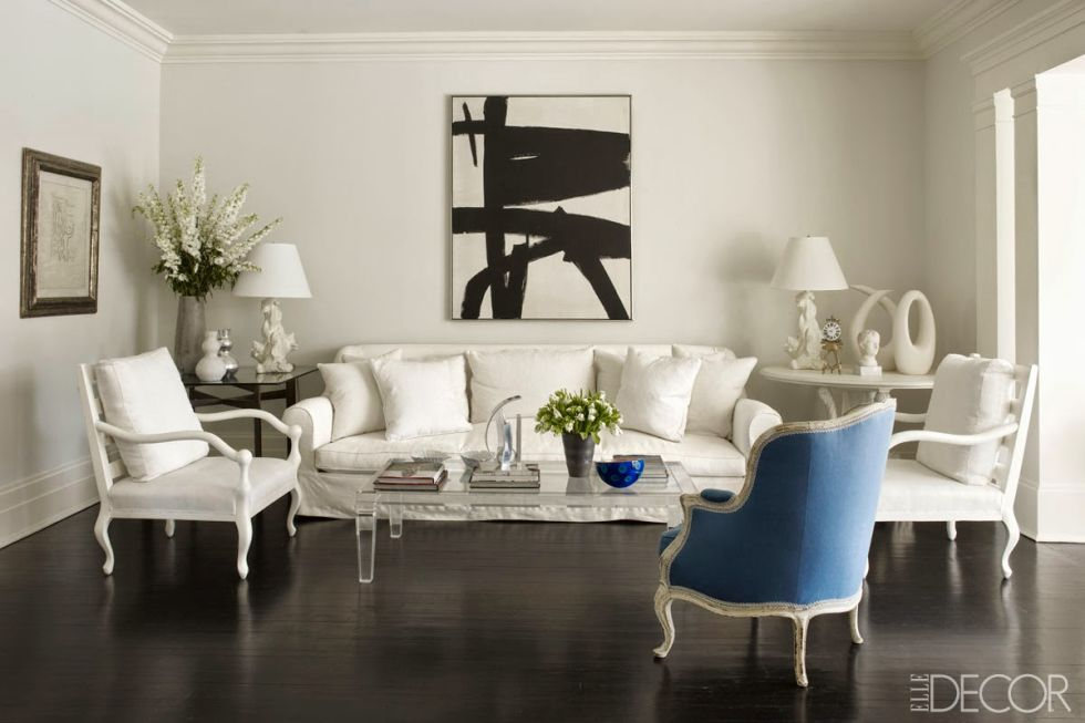 in this stylish southampton home all white furniture is complemented by one chairs bright all white furniture design