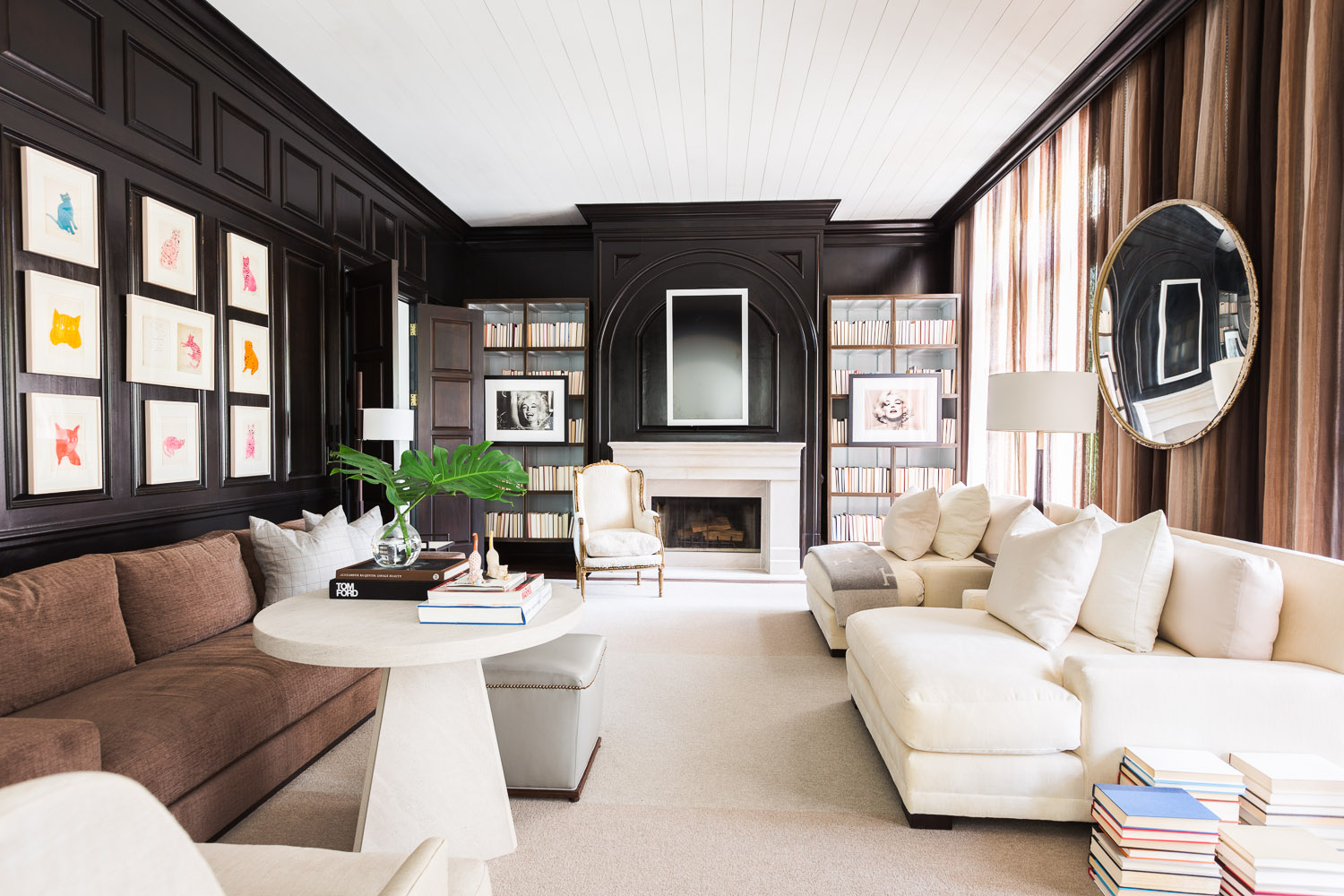 House tour a nashville mansion with the most masterful for Interior design nashville