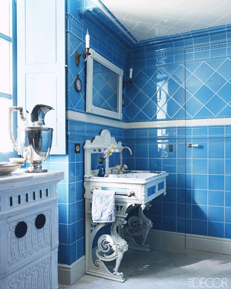 Ideas For Bathroom Color Schemes