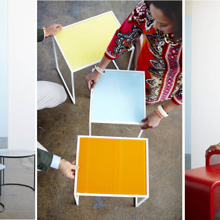 designers elaine griffin and scott sanders show us how they stack up baby nursery nursery furniture cool coolest