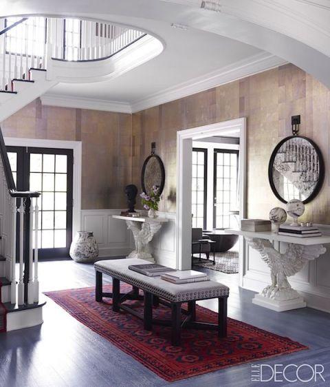 Thom Filicia Connecticut Home Refined American Interiors