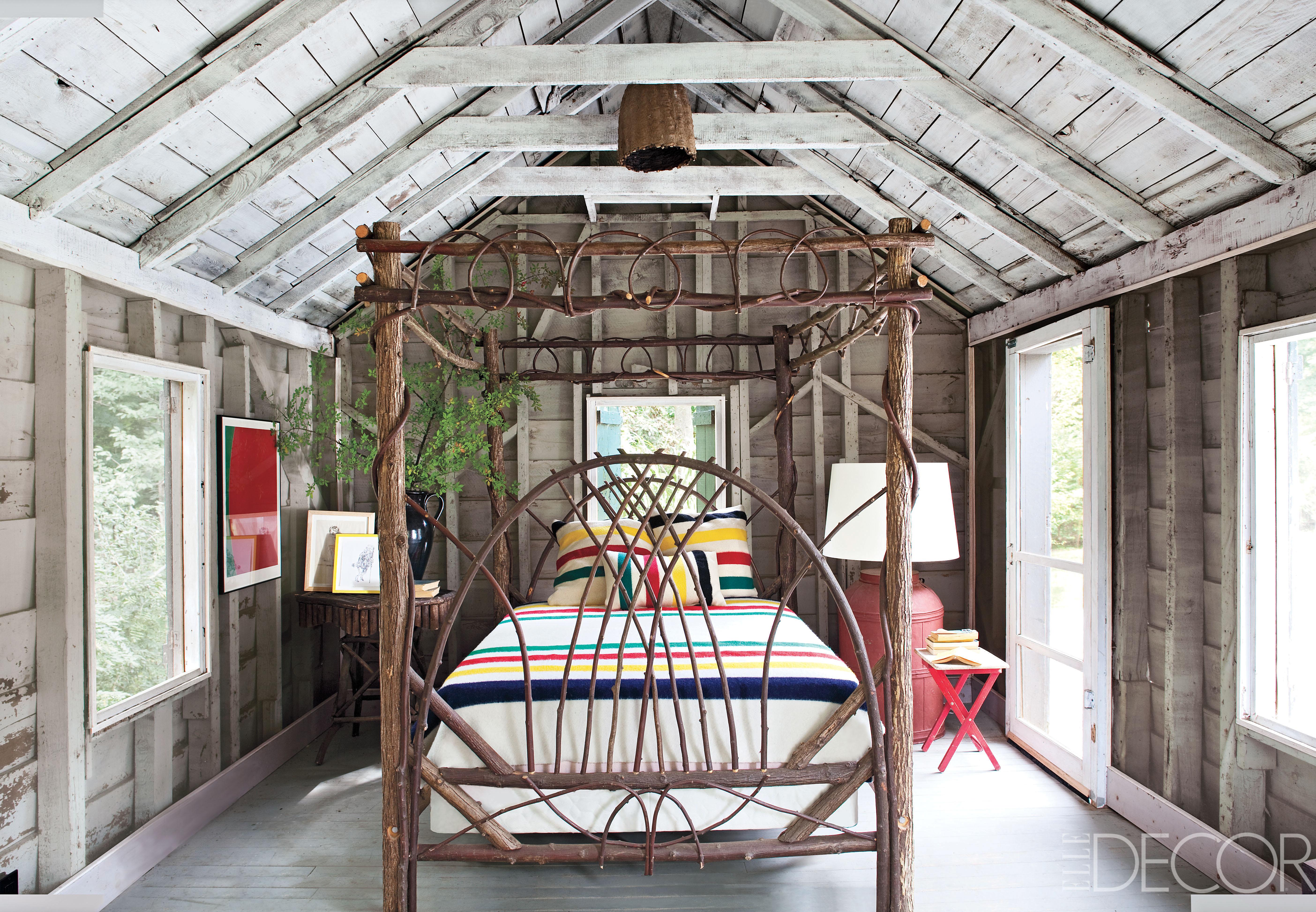 interesting natural bedroom design ideas | Unique Bedrooms - Crazy Bedroom Design