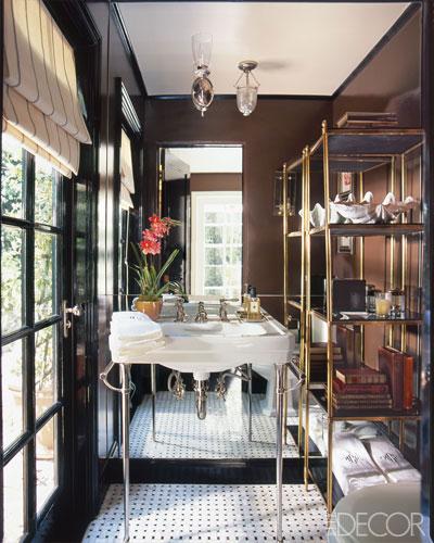 15 bathroom storage ideas best storage solutions for for Tudor bathroom ideas