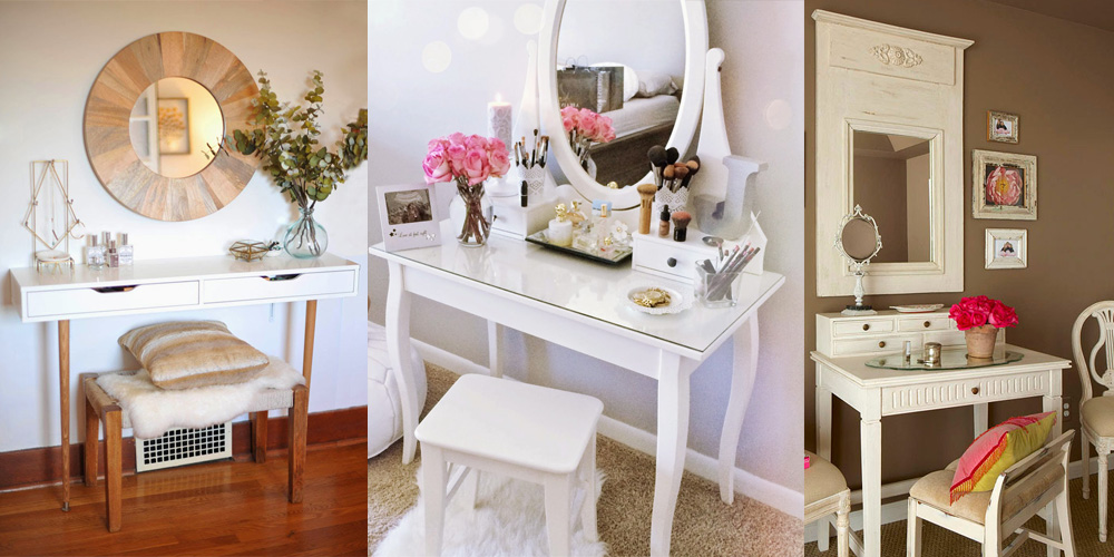9 Ways To Design Yours: 5 Beautiful And Functional Ways To Style A Vanity