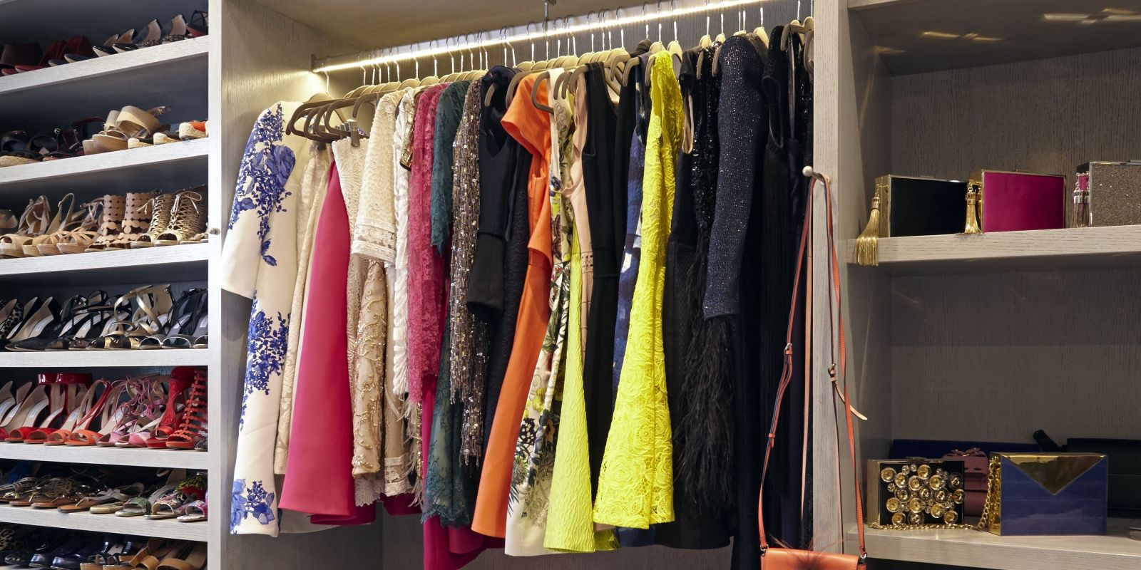 12 Amazing Star Closets | InStyle.com