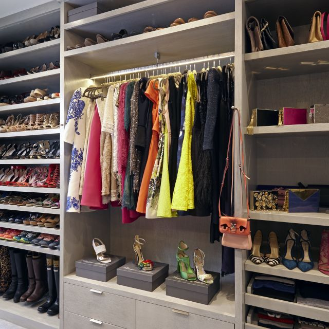 Closets Design Ideas closet on pinterest closet designs walk in closet and closet layout Makeover Your Closet