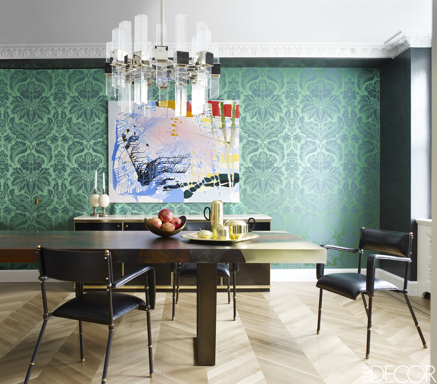 Dining Rooms From Elle Decor: 7 Simple Ways To Make Your Dining Room Look Expensive