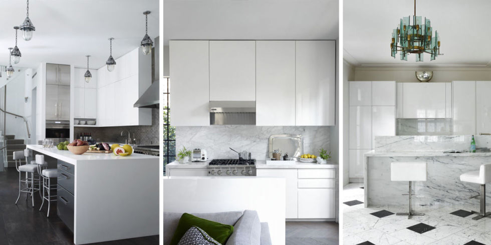 30 white kitchens to inspire your next remodel
