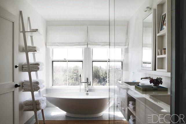 bath ideas - Magazine cover