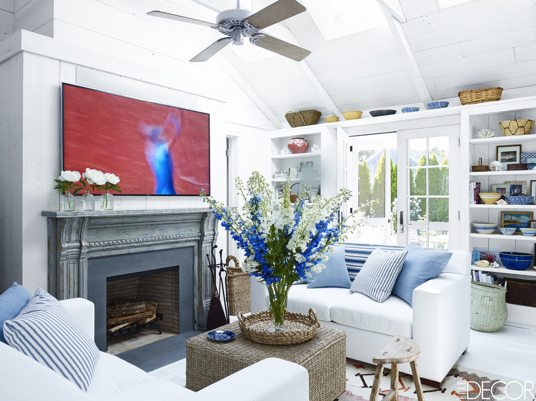 HOUSE TOUR: From The Mountains To The Beach, A Fashion