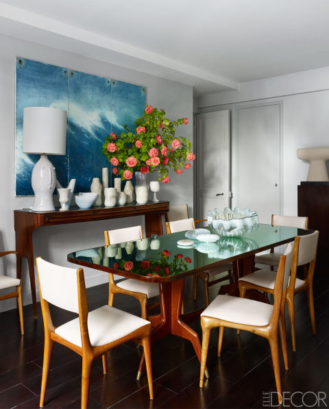 25 Elegant And Exquisite Gray Dining Room Ideas: 25 Modern Dining Room Decorating Ideas
