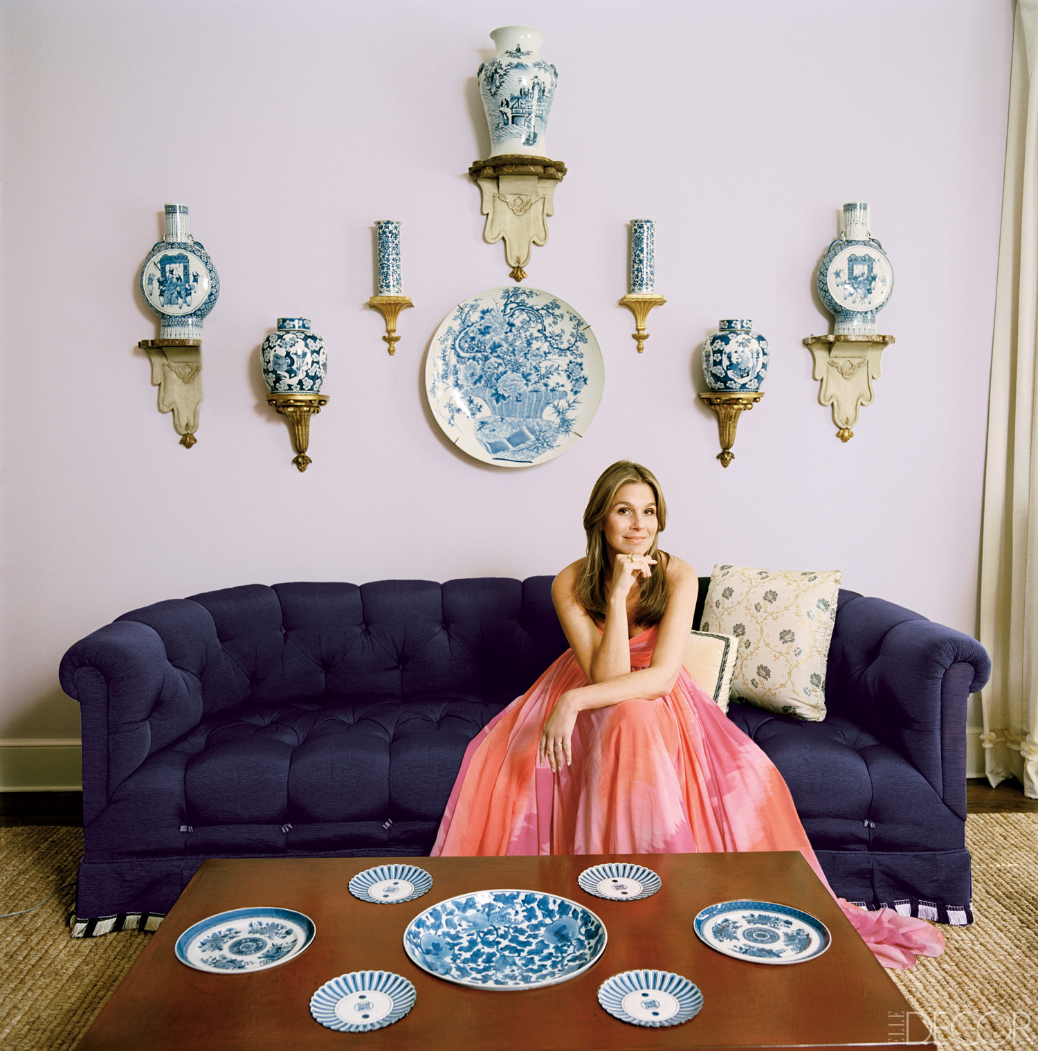 Home Of Aerin Lauder Family House Of Aerin Lauder