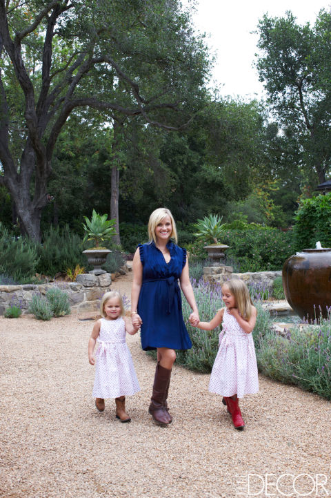 Reese Witherspoon S Ojai House Kristen Buckingham Interiors