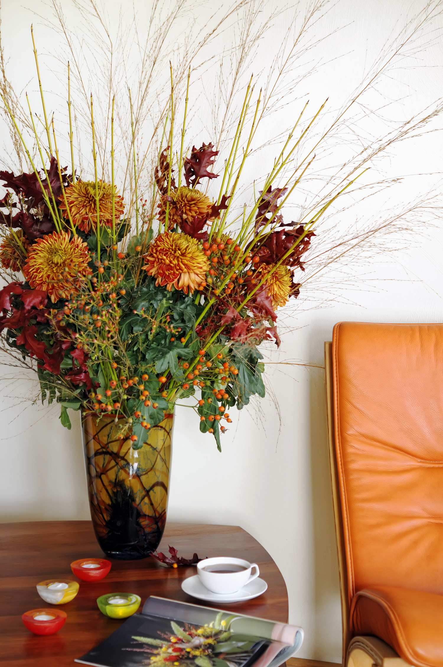10+ Best Thanksgiving Decorating Ideas - Elegant ...