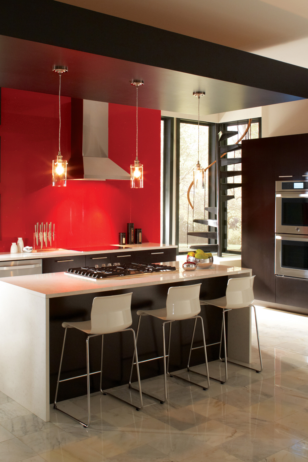 Tips For Kitchen Color Ideas: 8 Ways To Bring Color Into The Kitchen