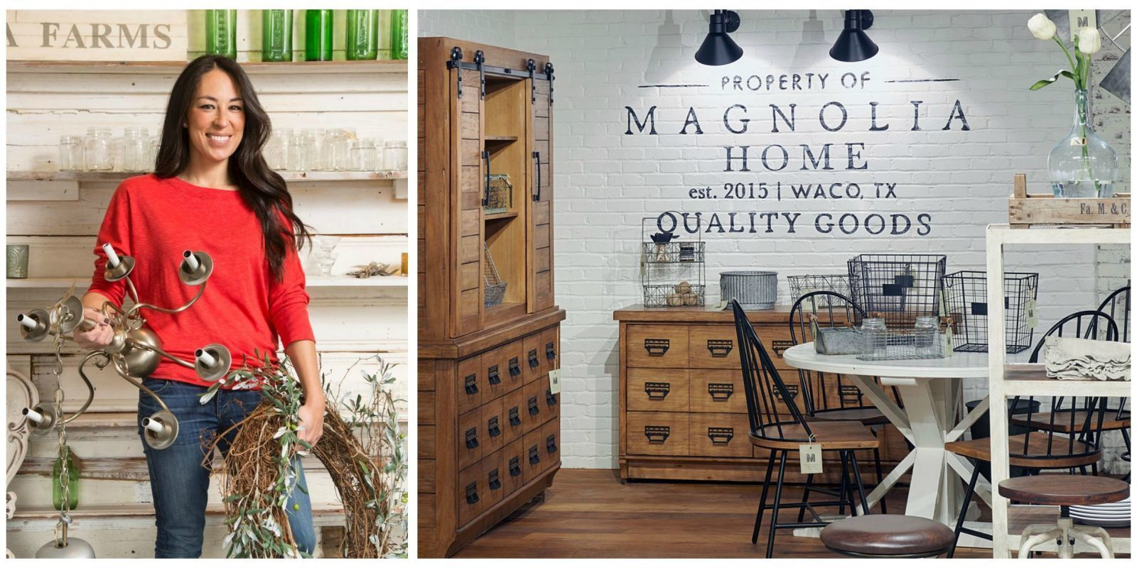 Magnolia Home By Joanna Gaines Joanna Gaines First Home Furniture Collection