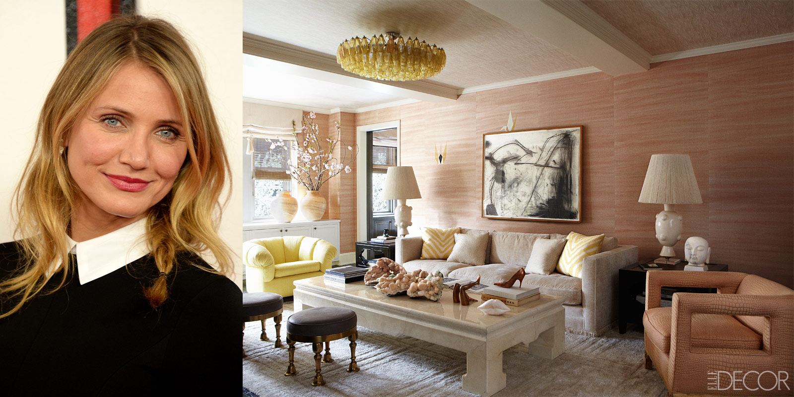 cameron diaz 39 s new york city apartment is for sale