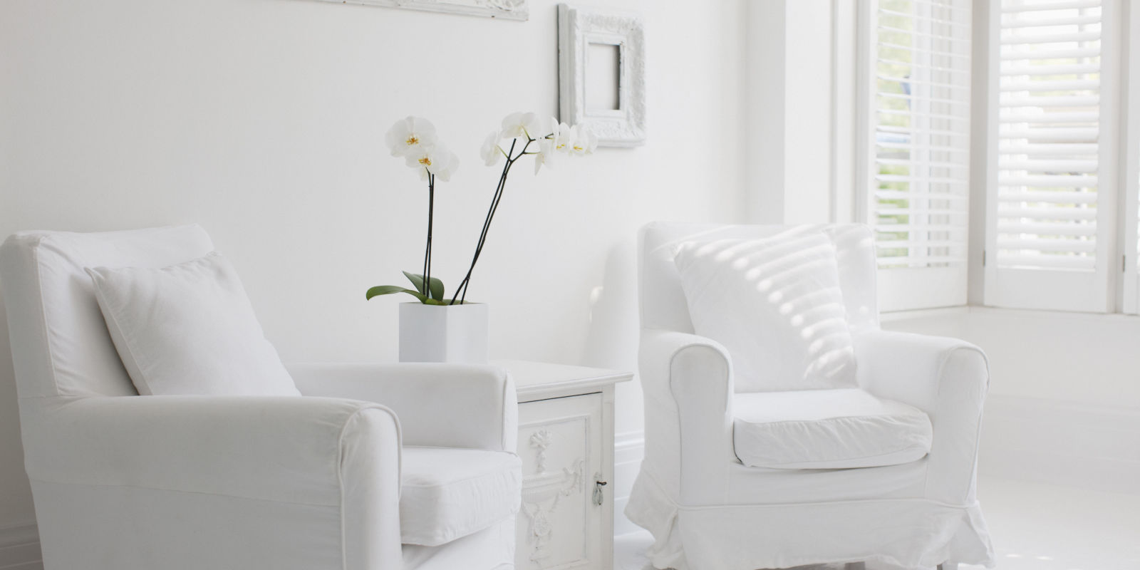 20 best white paint colors designers favorite shades of for White is all colors