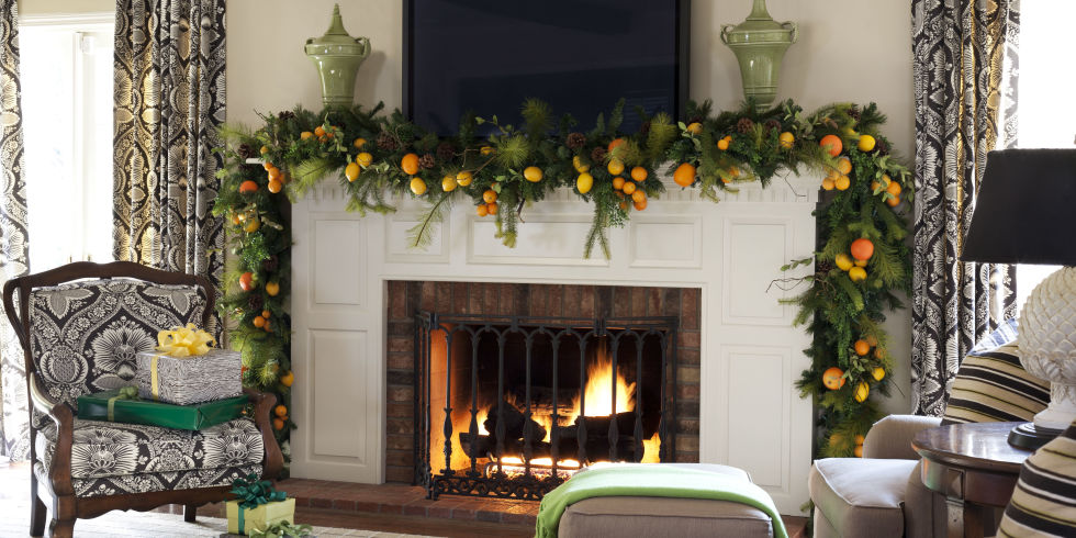 Holiday decorating ideas from celebrity designers for Celebrity home design ideas