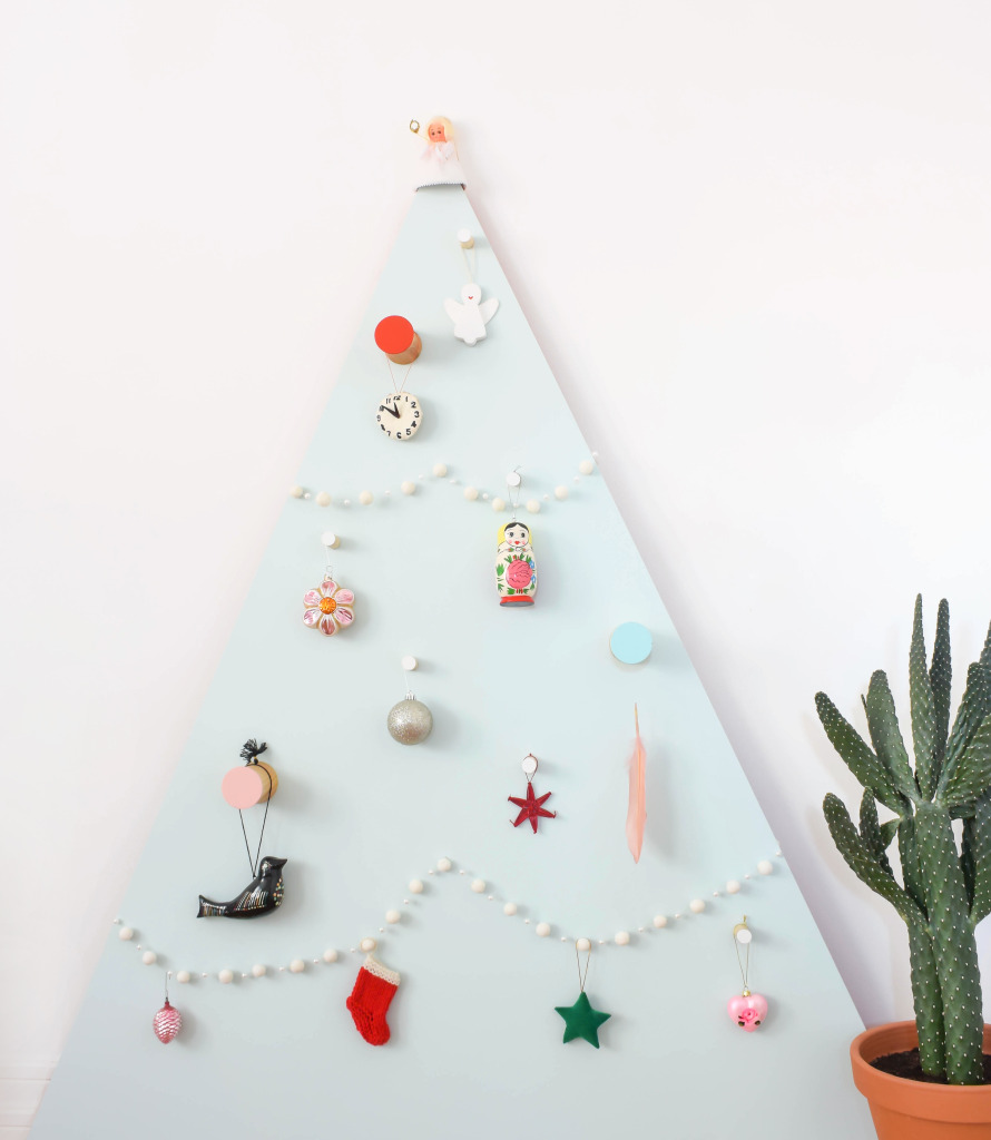 11 Christmas Tree Alternatives - Best Alternative Ideas to ...