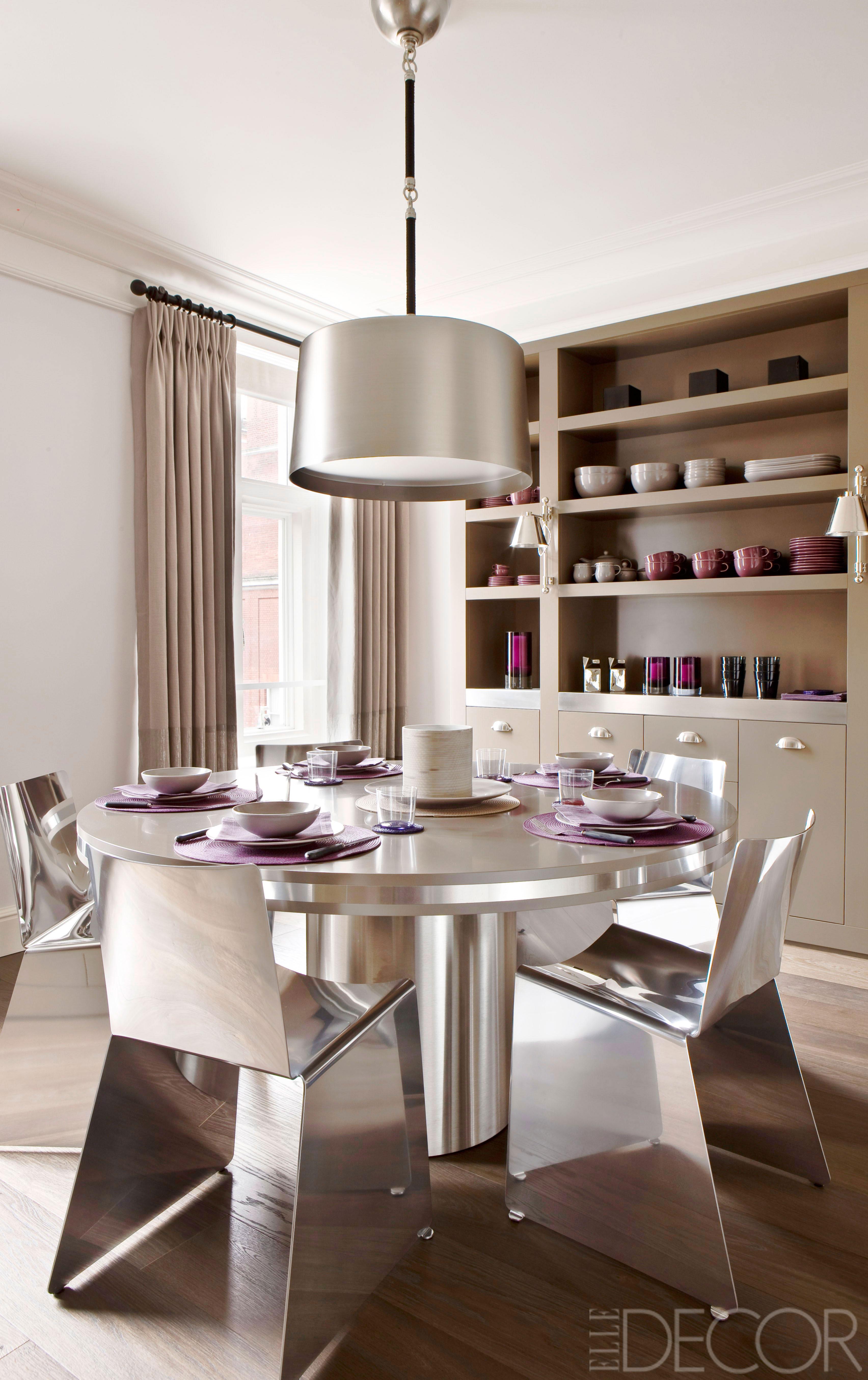 8 breakfast nooks kitchen table settings - Les plus belles chaises design ...
