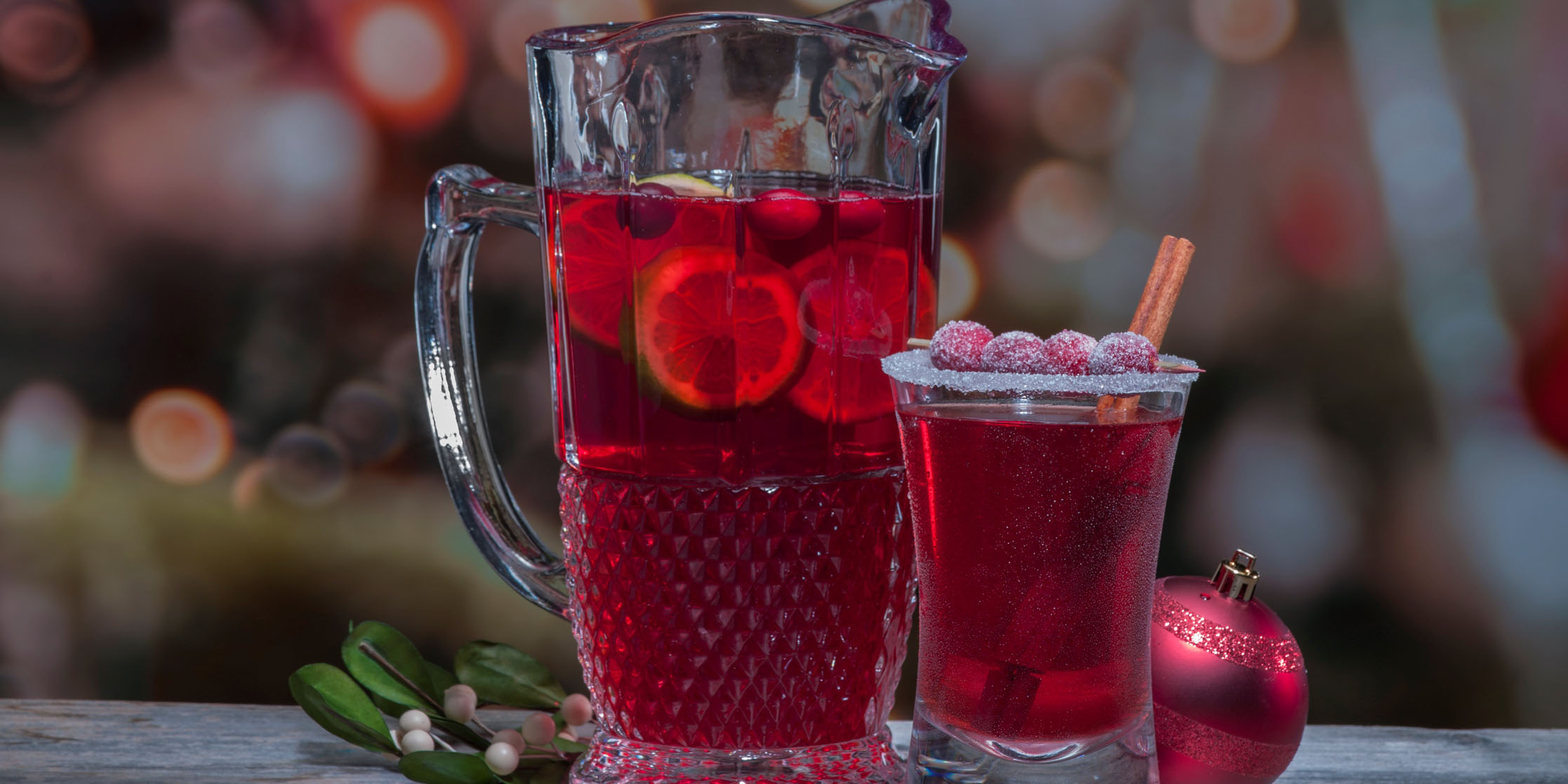 20 Best Christmas Cocktails Drink Recipes For Holiday