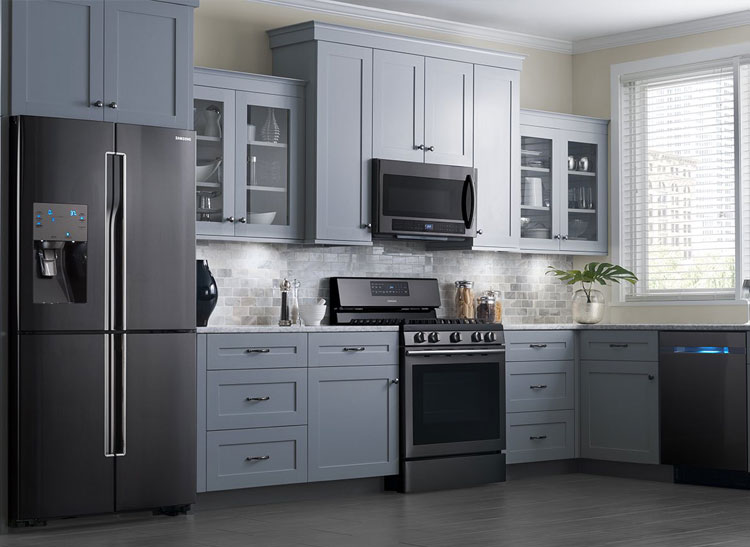 the most popular appliance colors seem to change every few years remember the days of