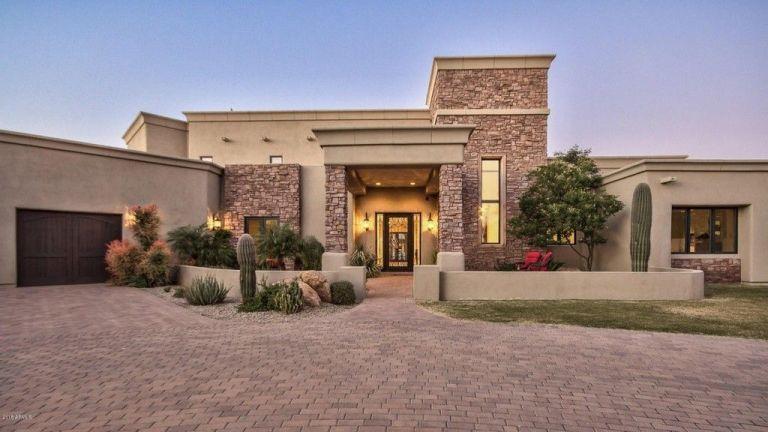 Celebrity Homes: Sarah Palin Arizona  Mansion gallery 1452121287  12
