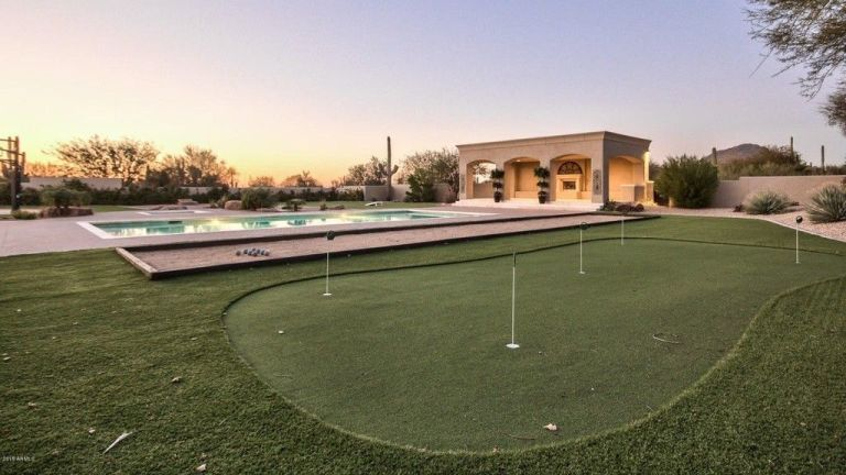 Celebrity Homes: Sarah Palin Arizona  Mansion gallery 1452121357 1024x1024 13