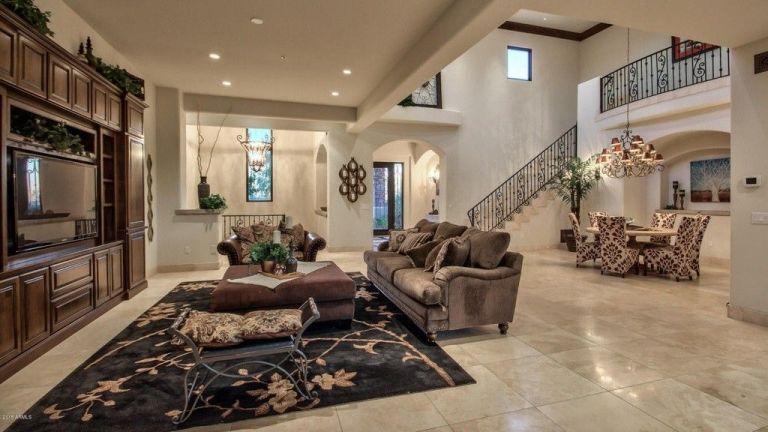 Celebrity Homes: Sarah Palin Arizona  Mansion gallery 1452121481  17
