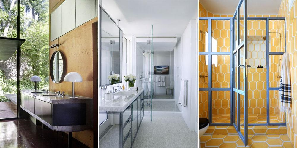 Modern Luxury Bathroom Photos - Luxurious Bathrooms - Elle ...