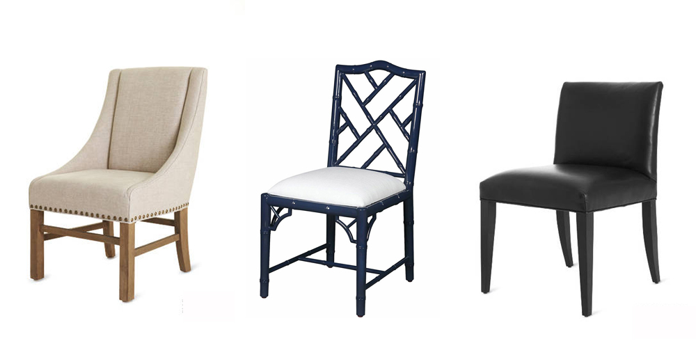 20 modern dining room chairs best comfortable dining chairs elle decor - Dining room chairs used ...