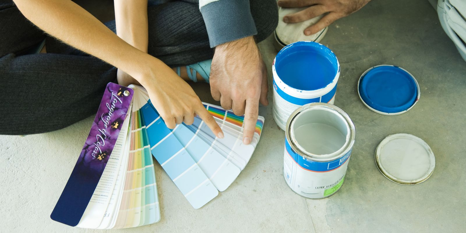 Paint colors for small rooms how to make a small space - Paint colors for small spaces ...