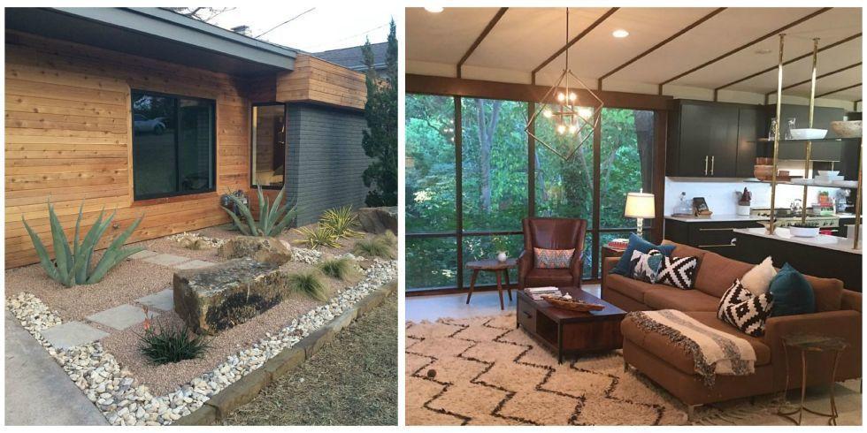 Hgtv fixer upper homes rent a house from fixer upper for Garden design tv show