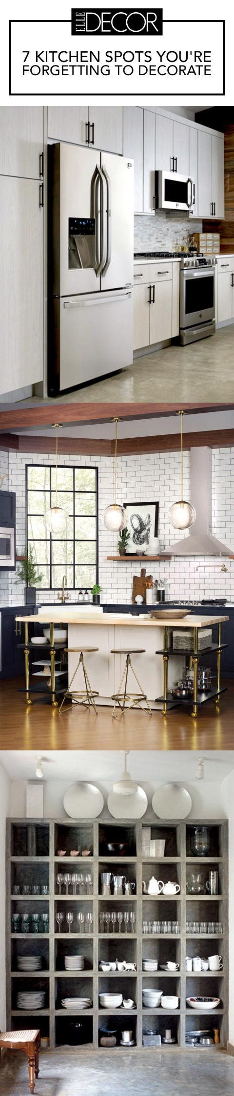 7 Surprising Ways To Decorate Your Kitchen Kitchen