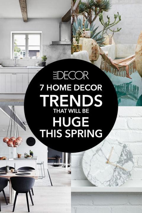 spring home decor trends   pinterest decorating ideas
