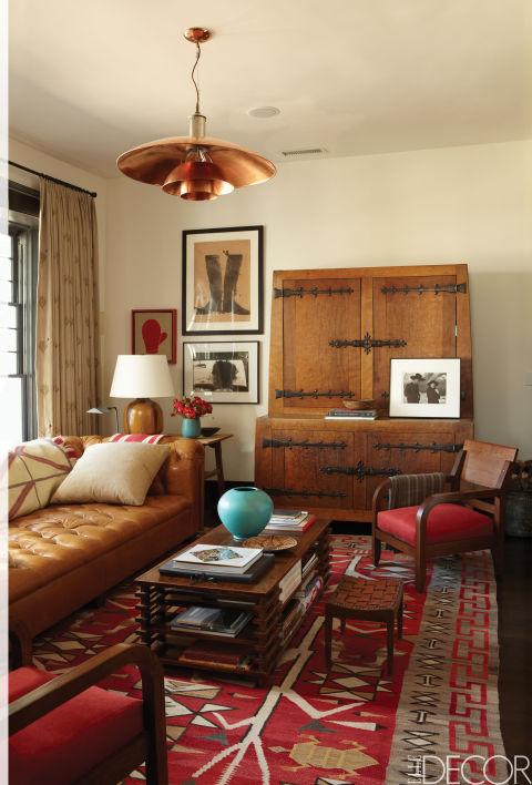 20 summer house design ideas decor for summer homes for Texas themed living room